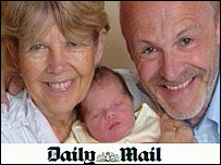 Image: Briton becomes new mother at 62 | News.bbc.co.uk