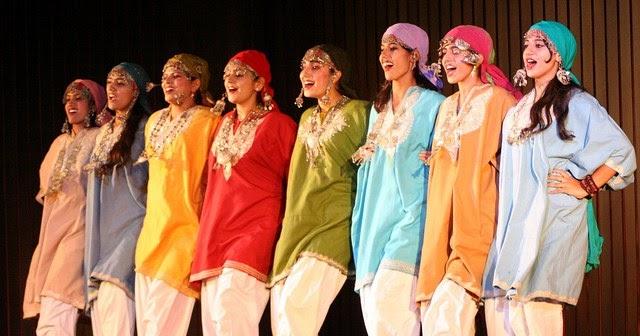 Nude Kashmiri Girls Dance