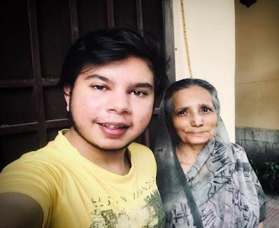 Pulmonary Hypertension Patient Varun