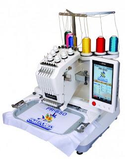Brother suele producir las mejores bordadoras del mercado, al precio mas accesible.