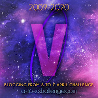 #AtoZChallenge 2020 Blogging from A to Z Challenge letter V