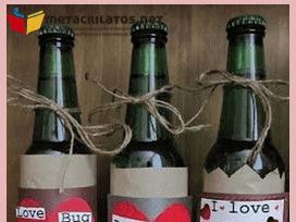 5 sencillas manualidades para regalar en San Valentín