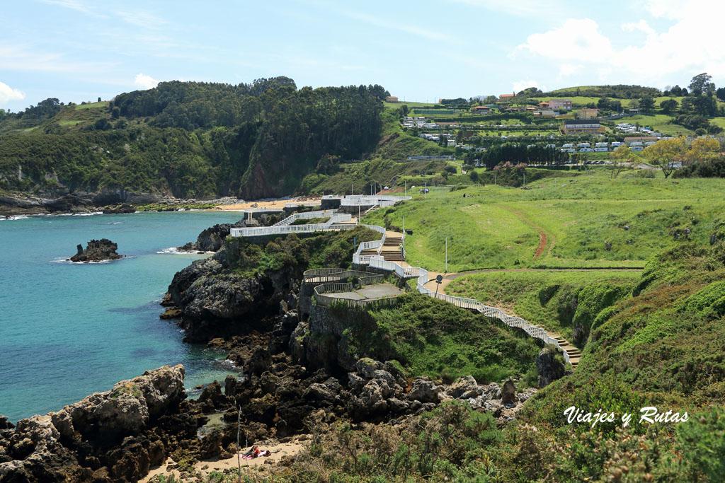Senda Norte Perlora (Asturias)