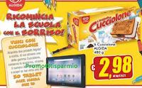 Logo Con Cucciolone Algida vinci 30 Tablet Acer Iconia One 10