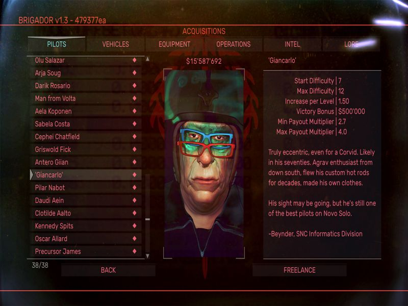 Brigador Up-Armored Edition PC Game Free Download