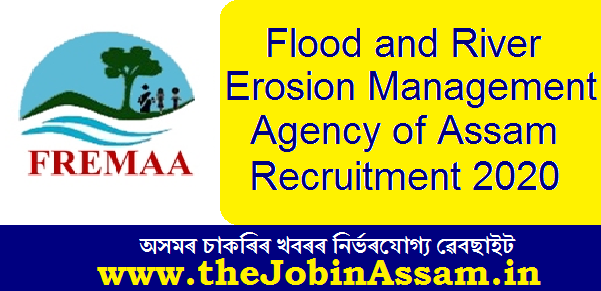 Flood and River Erosion Management Agency of Assam