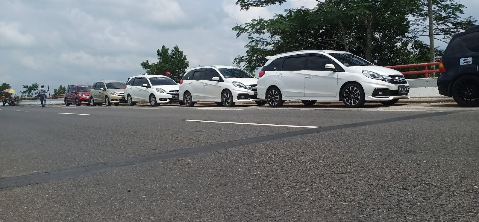 Honda Mobilio Kalimantan Selatan