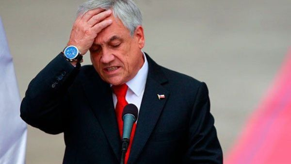 Aprueban acusación constitucional contra presidente Piñera en Chile