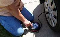 Portable 12V Digital Automobile Tire Pump