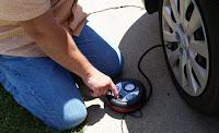 Portable 12V Digital Automobile Tire Pump