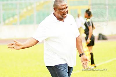 coach Paa Kwasi Fabin