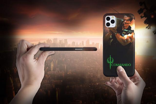 Mockup Case 3D iPhone 11 Pro Gratis PSD File