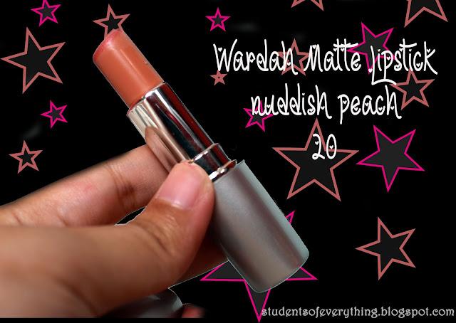 Wardah Matte lipstik 20
