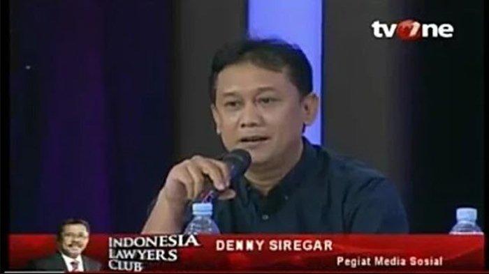 "Pendukung Jokowi Ahok Denny Siregar, Terang-terangan Mengaku Syi'ah, Katanya: ""Ada Masalah?"""