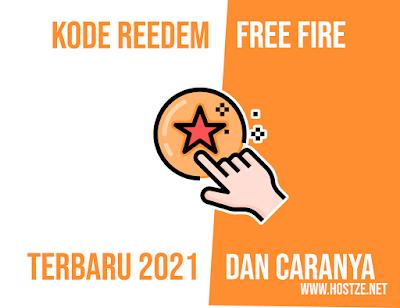 Kode Reedem Free Fire Terbaru 3 Mei 2021 Dan Cara Menggunakan Kodenya - hostze.net