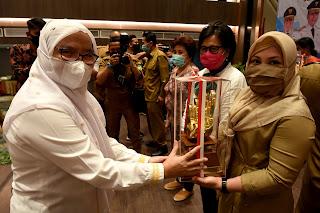 Enam UMKM Raih Penghargaan Siddhakarya Tingkat Sumut