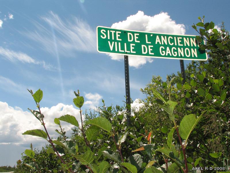 Gagnon, Quebec
