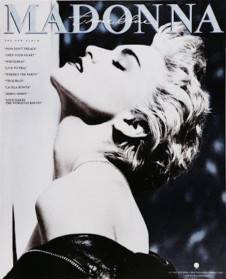 Madonna - 'True Blue'