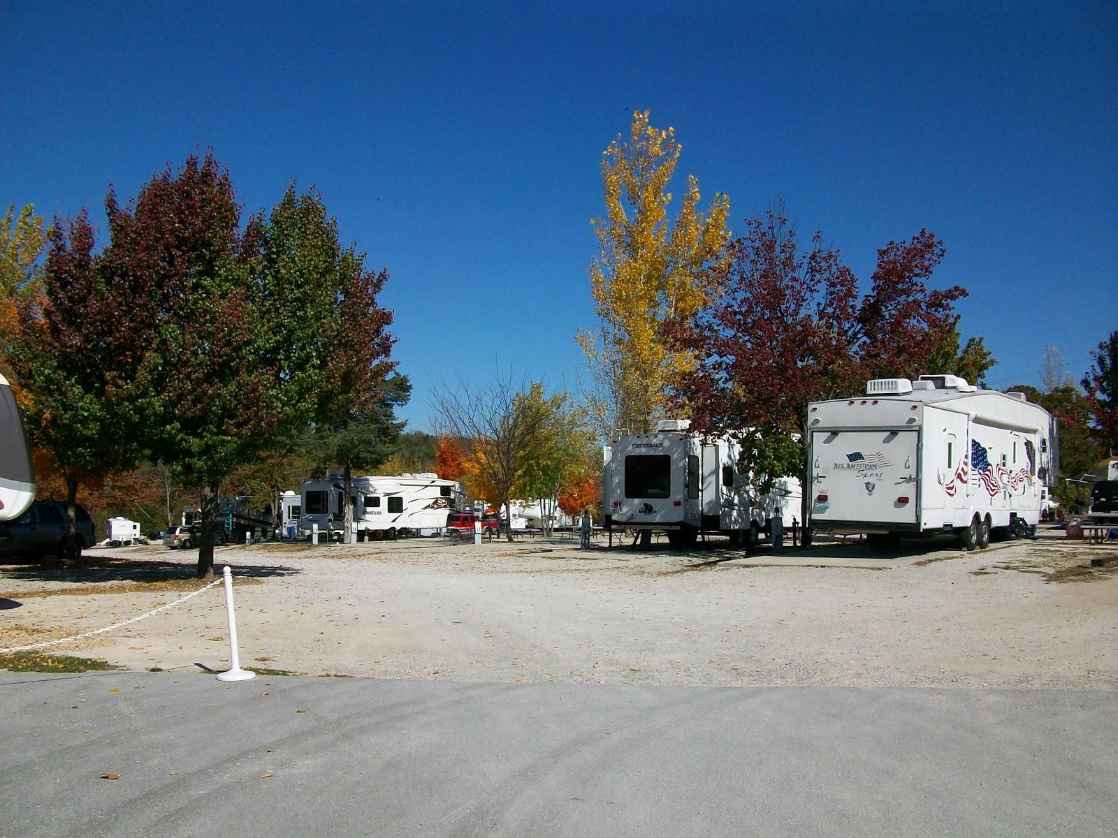 Passport America Site Seers Branson Stagecoach Rv Park