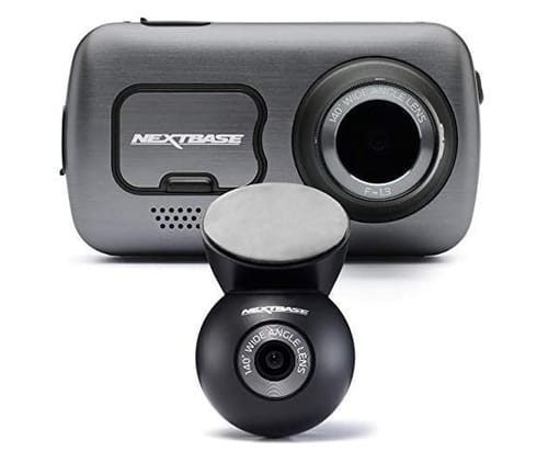 Nextbase 622GW Full 4k HD Car Dash Cam Camera