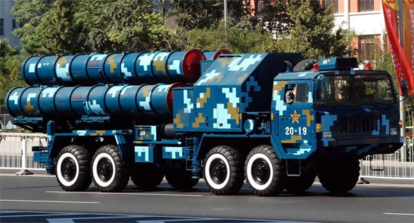 Terobosan atau copy: apa perbedaan antara S-300 Rusia dan HQ-9 Cina