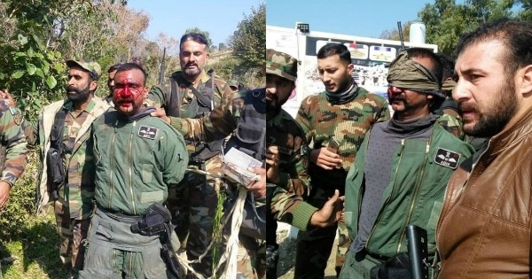 What happened after Abhinandan Varthaman's plane crashed?