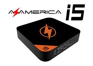 Atualização Azamerica i5 IPTV - 29/06/2018