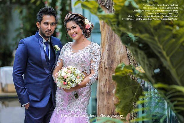 Maheshi Madushanka's Engagement