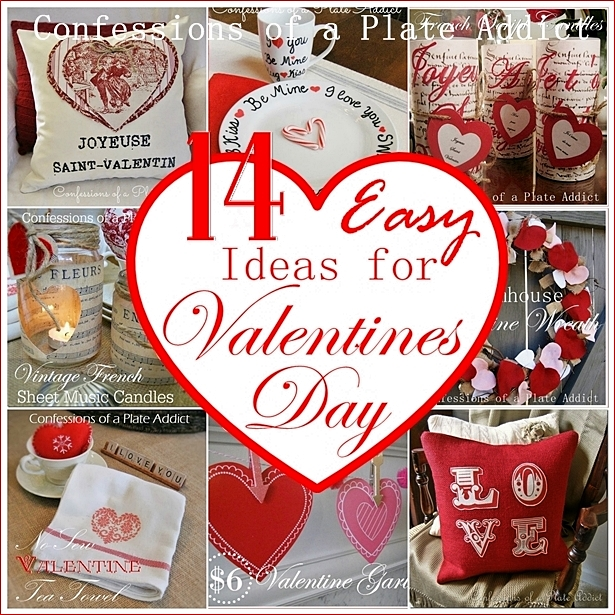 14 Easy Ideas for Valentines Day | CONFESSIONS OF A PLATE ADDICT