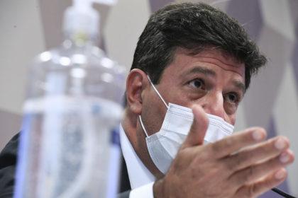 CPI da COVID | ex-ministro Mandetta diz que atitude de Bolsonaro agravou a Pandemia do Coronavírus