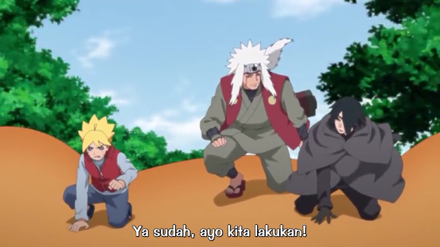 Boruto: Naruto Next Generations Episode 131 Subtitle Indonesia