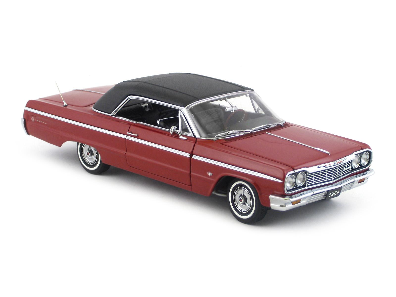 1964 Chevrolet Impala Ss Coupe West Coast Precision Diecast