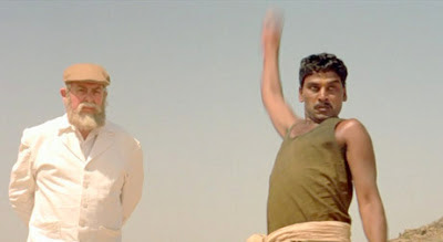 Spotting Goli's Bowling in Lagaan: Once Upon a Time in India (2001), Directed by Ashutosh Gowariker