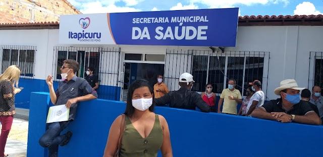 Secretaria de Saúde do município de Itapicuru está de cara nova