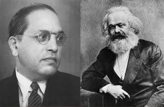 Karl Marx/Dr.Babasaheb Ambedkar