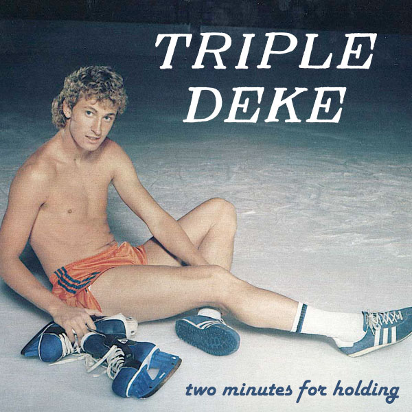 "Triple Deke stream new EP ""Two Minutes For Holding"""