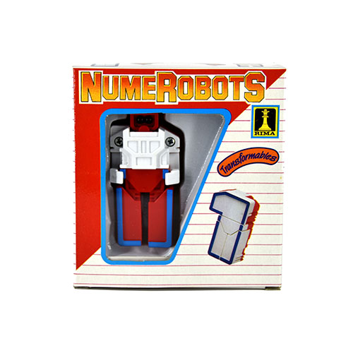 Numerobots Nº 1