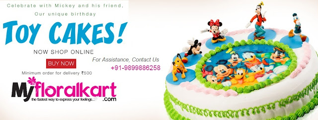 Looking For Send Flowers With Birthday Cake Delivery In Midnight To Mumbai
