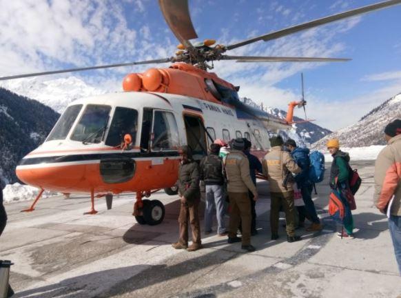 लाहौल के लिए 35 वर्षों में पहली बार नहीं हुई हेलीकॉप्टर उड़ान,जाने वजह