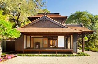 Desain Rumah Gaya Jepang Klasik