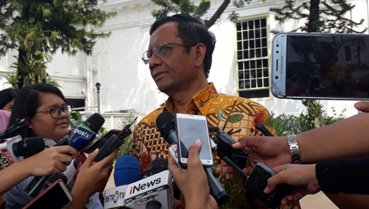 Mahfud MD: Kecurangan Bagian dari Demokrasi Tidak Melanggar Hukum, Kecuali…