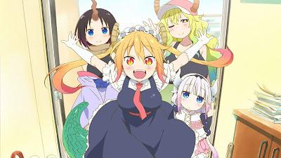 Kobayashi-san Chi no Maid Dragon (02/13) | Audio Latino | Carpeta contenedora | Mega