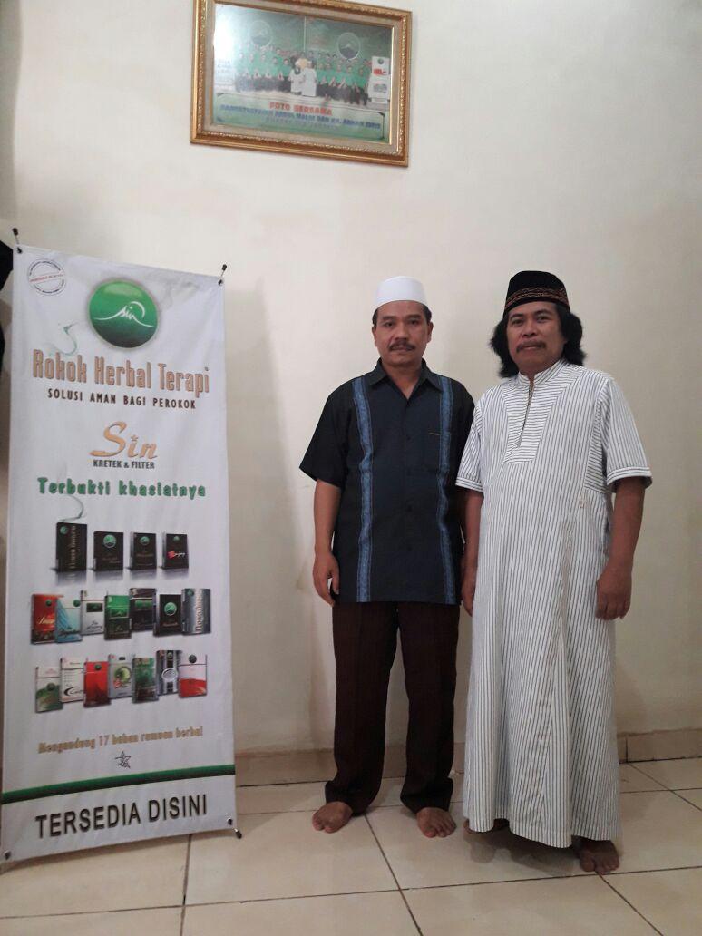 Rokok Sin Tajur Bogor Testimoni Hebal Mdl Mild Bukti Originalitas Produk Kami