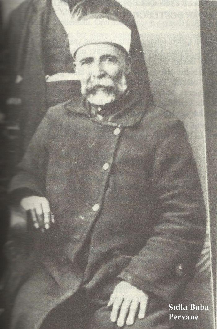 Sıdkı Baba Fotoğrafı