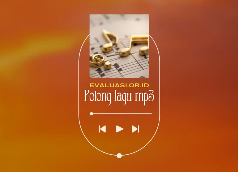 cara potong lagu mp3