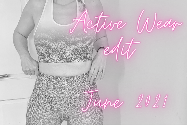 femme luxe activewear co ord sets