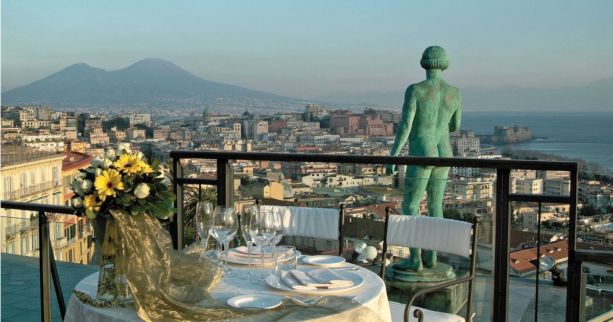 Grand Hotel Parkers Naples Italie