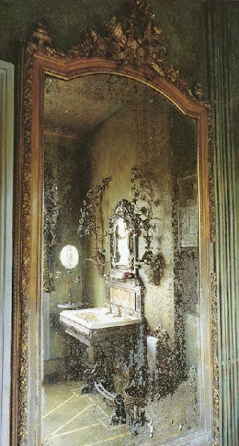 Roses And Rust Monday Musings Reflecting On Mirrors