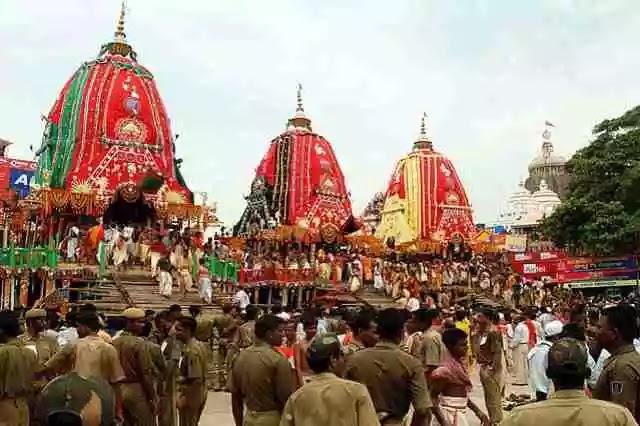 Happy Rath Yatra 2021
