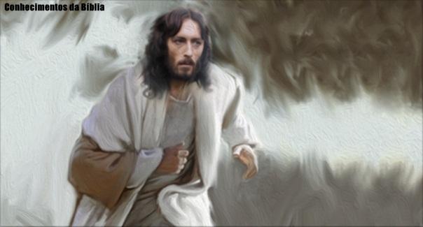 Hoje Jesus Está Caminhando Em Sua Direção...